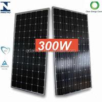A GRADE LOWER PRICE PV solar panel 300W