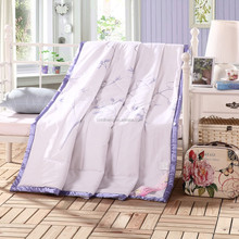 Hot selling elegant Style and Woven air quilt, Stitching Technics summer quilt