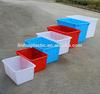 Wholesales plastic turnover box/export plastic container (Supplier)