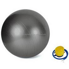 Alibaba china hot sell anti burst balance gym yoga ball