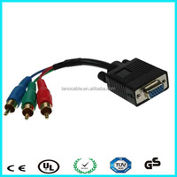 2014 hot sale s video dvi cable with fast delivery date