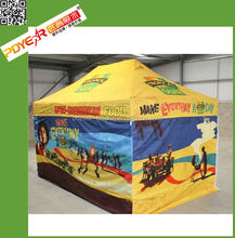 Sports tent decorations display event tent for sale