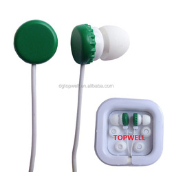Unique Design Promotional Gift Earbuds and Cable Splitter