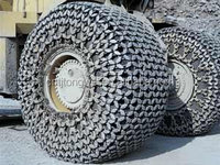 tire protection chains for Kld70z Used Wheel Loader Kawasaki Loaders