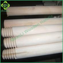 Wooden Nautal Handles Stick/Plain Wood Handle Natural No Treating