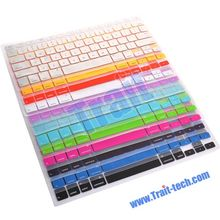 """Soft Silicone Keyboard Cover Protector For Apple Macbook Air and Pro 13 """" ,15"""", 17"""""""