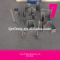Perfil de acero especial, conformado en frío de acero de la estructura