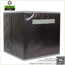 Essential Home Storage Coated Non woven Storage Box Wholesale