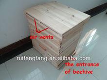 De haute qualité en bois de sapin ruche matériel fabricants. ruche pour l'apiculture