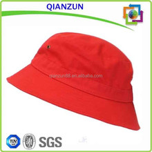 Solid Color High Quality Custom Fishing Hat Folding Sun Hat