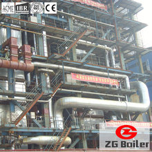 CFB biomass superheated steam boiler