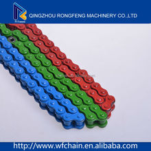 High quality colored motorcycle chain