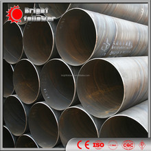 Spiral steel pipe API 5CT J55 K55 N80 L80 P110 casing pipe and tubing