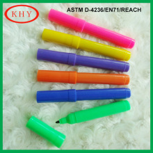Top Sale Promotional Mini Ceramic Marker Pen with Colored Pen Body or White Cap