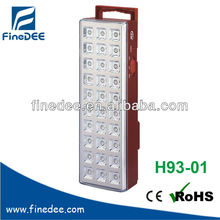 H93-01 Wall mounted led Rechargeable lamp