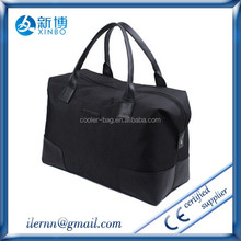 Stylish Mens Business Travel Weekend Bag Canvas Weekend Bags