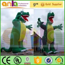 Top quality inflatable dragon slides for china sale