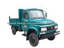 2wd DongFeng style air brake small truck