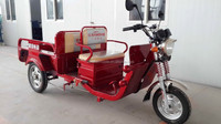 popular electric tricycle for passenger and cargo