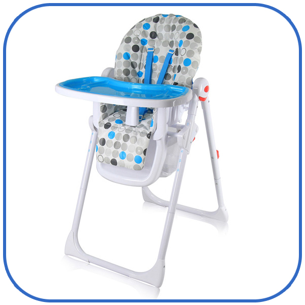 EN Approved Baby High Chair Baby Feeding Chair Baby