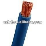 single copper conductor stranded flexible wire