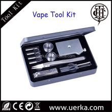 China factory vaporizer tool Kit e cigarette rba/rda tool kit