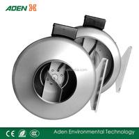 ADEN 2015 hot CE 4 inch exhaust inline duct fan ADR10M-25B