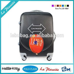 hot new fashion arrival manufacture trolley travel bag with chair