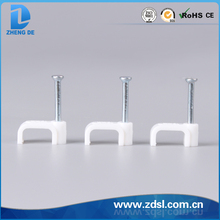 Excellent Quality Flat Plastic Cable Clip