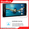 9H hardness tempered glass screen film for Sony Z4,mobile accessories for sony Z4 screen film