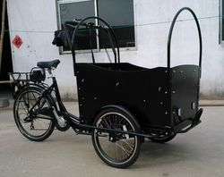 cheap electric china cargo tricycle