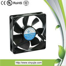 xinyujie 8020 80mm ventola motore elettrico ventilatore 12v acqua di raffreddamento