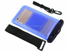 Fashion phone PVC waterproof case for samsung galaxy s3 mini i8190/samsung galaxy s4 mini