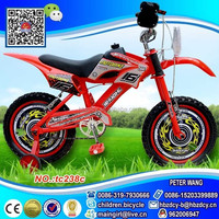 children motor bike kids moto cross bicycle factory China bicicletas