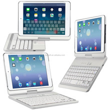 new 7.9 Inch 360 Degree Rotating wireless Bluetooth Keyboard life proof case For iPad mini bluetooth keyboard with usb port