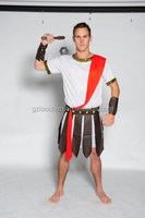 halloween medieval gladiator costume party spartan costume roman warrior costume for adults