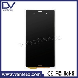 2015 for sony accessories mobile phone for sony xperia z3 display assembly