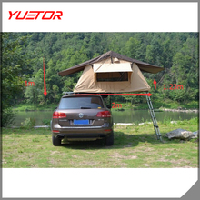 Rip Stop Car Roof Top Tent for Camping and Travelling