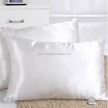 China 100% Cotton Square Pillow Stitching Silk Cushion