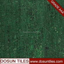 Dark green color double loading floor tiles 600x600 tile.JF0638