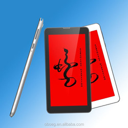 7inch low cost 3g tablet pc, android tablet 3g with wifi bluetooth gps