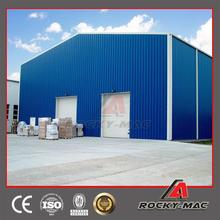 Hot selling c/z purlin prefabricated steel structure made in China