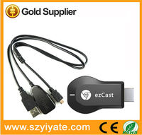 Wholsales miracast tablet iphone ipad to tv
