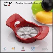 Wholesale China Import stainless steel melon and fruit cutter