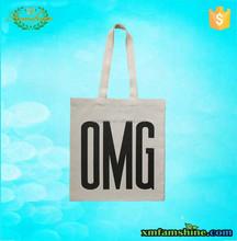 cheap cotton wholesale tote bags promotion