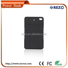 OEM/ODM 5000mah waterproof solar charger, waterproof solar charger for mobile phone, solar charger waterproof