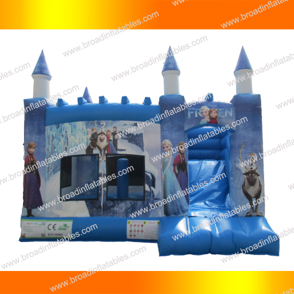 inflatable bouncy slide06