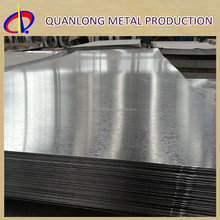 Cold Rolled DC51D 6mm Thick Galvanized Steel Sheet Metal Price