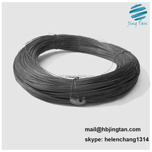 China factory 12 gauge soft annealed iron wire black