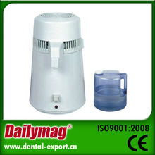 destilador de agua de la máquina